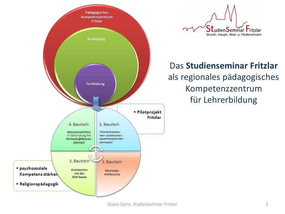 Pädagogisches Kompetenzzentrum Fritzlar