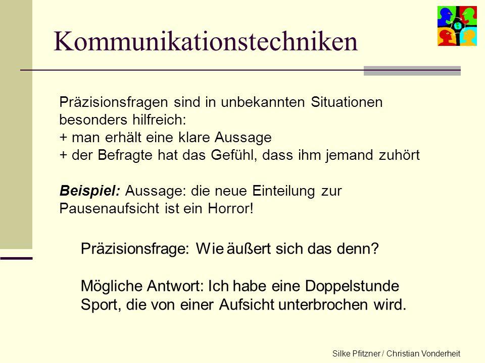 Kommunikationstechniken