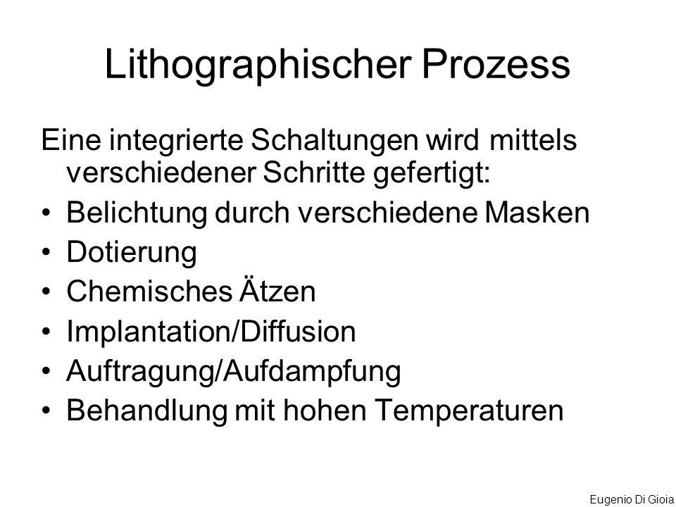 Lithographischer Prozess