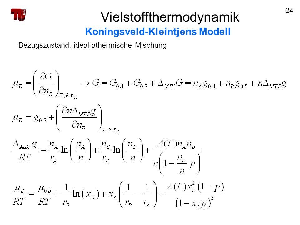 Vielstoffthermodynamik