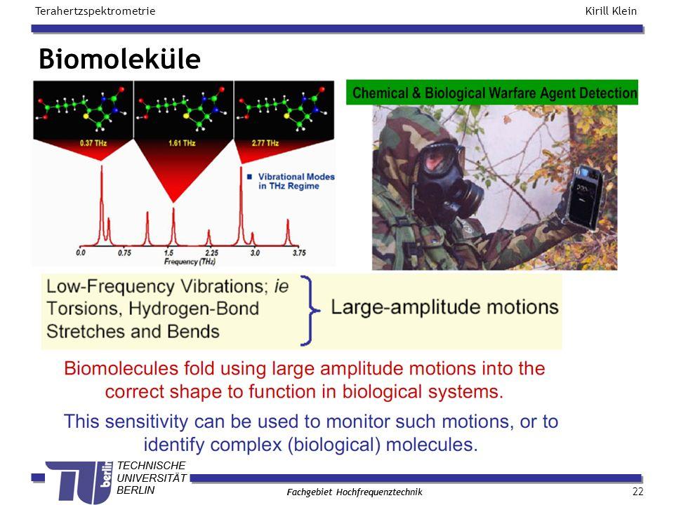 Biomoleküle