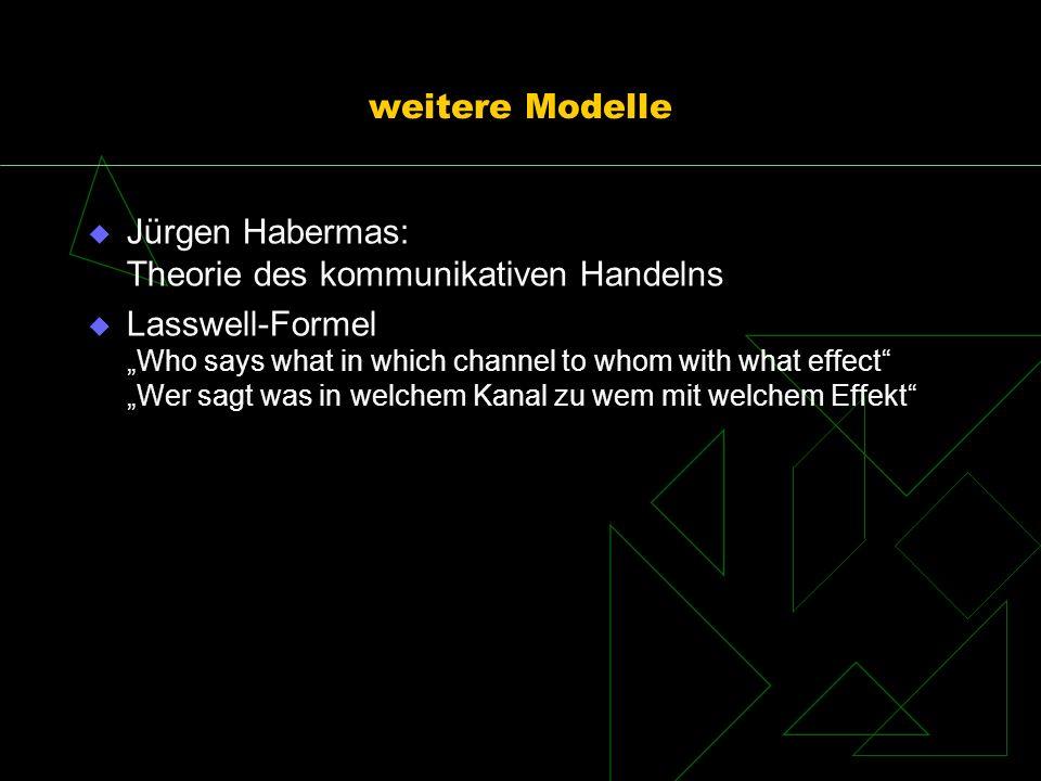 Jürgen Habermas: Theorie des kommunikativen Handelns