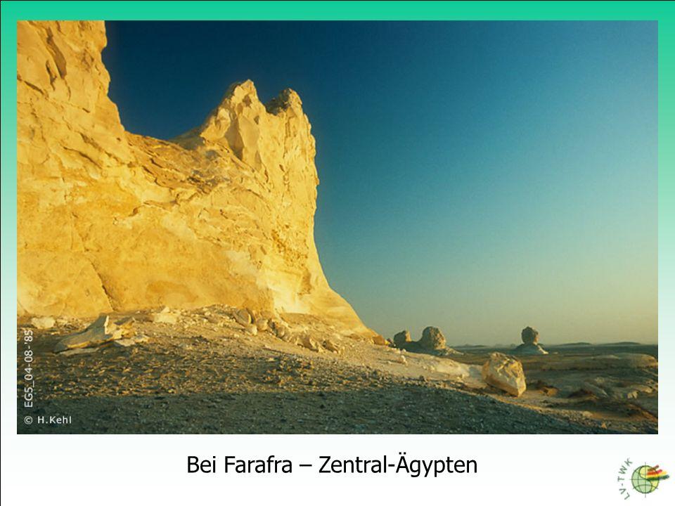 Bei Farafra – Zentral-Ägypten