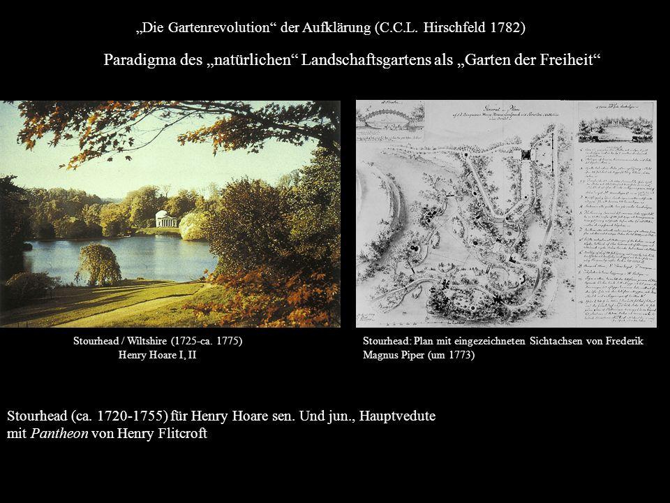 Stourhead / Wiltshire (1725-ca. 1775)
