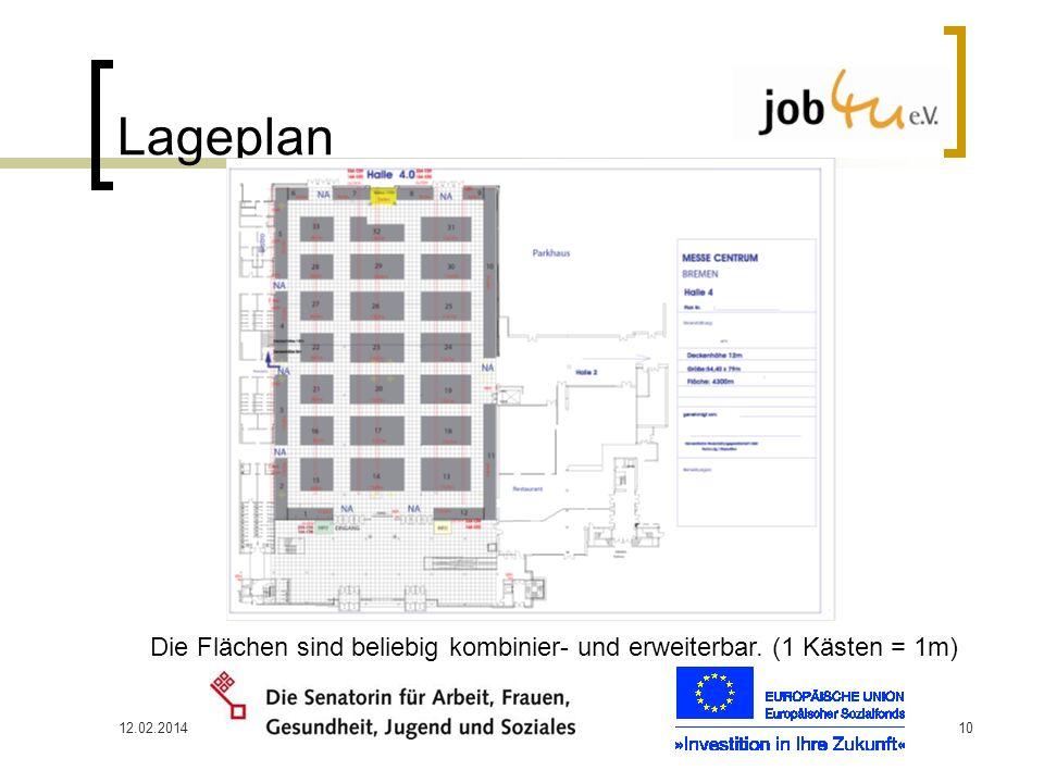 Lageplan Die Flächen sind beliebig kombinier- und erweiterbar. (1 Kästen = 1m) 28.03.2017