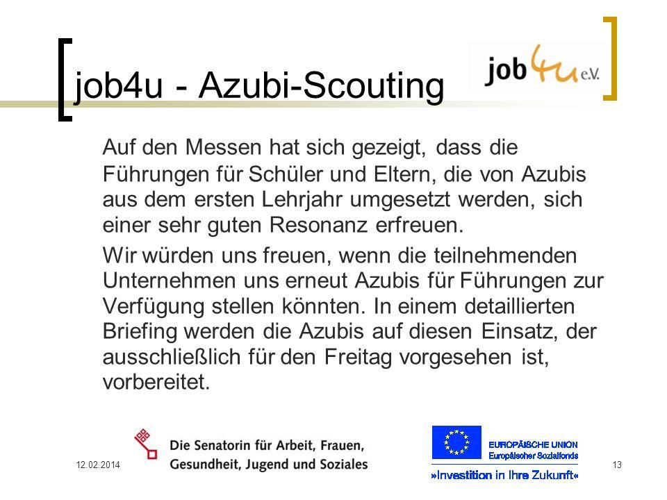 job4u - Azubi-Scouting