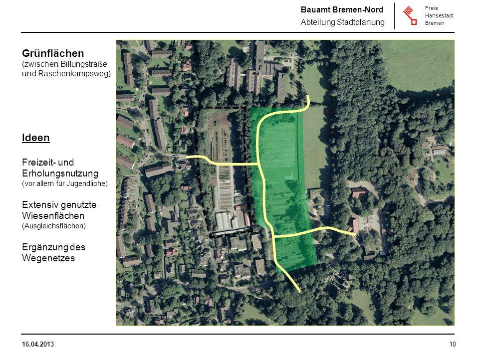 Grünflächen Ideen Freizeit- und Erholungsnutzung Extensiv genutzte