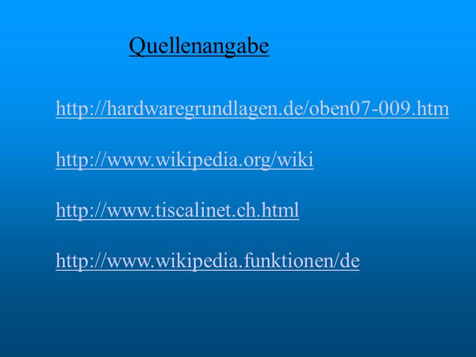 Quellenangabe http://hardwaregrundlagen.de/oben07-009.htm