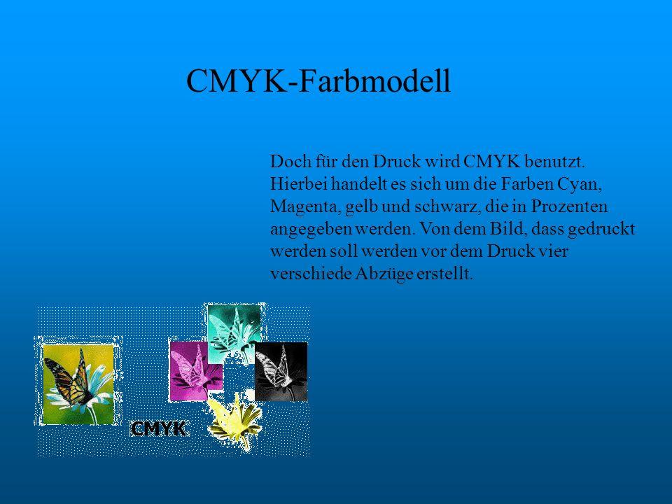 CMYK-Farbmodell