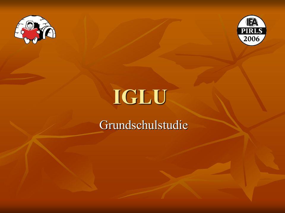 IGLU Grundschulstudie