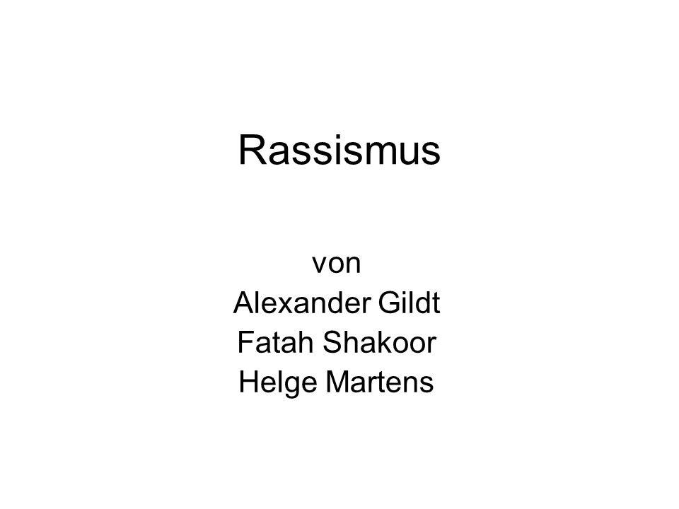von Alexander Gildt Fatah Shakoor Helge Martens
