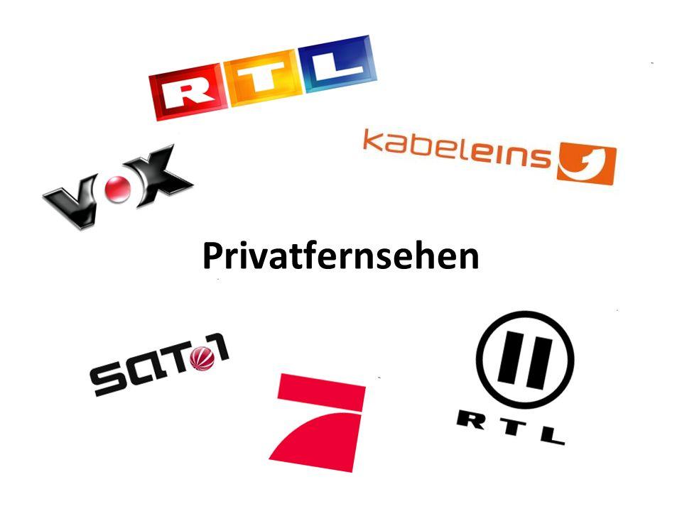 Privatfernsehen