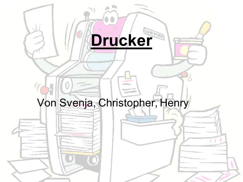 Von Svenja, Christopher, Henry