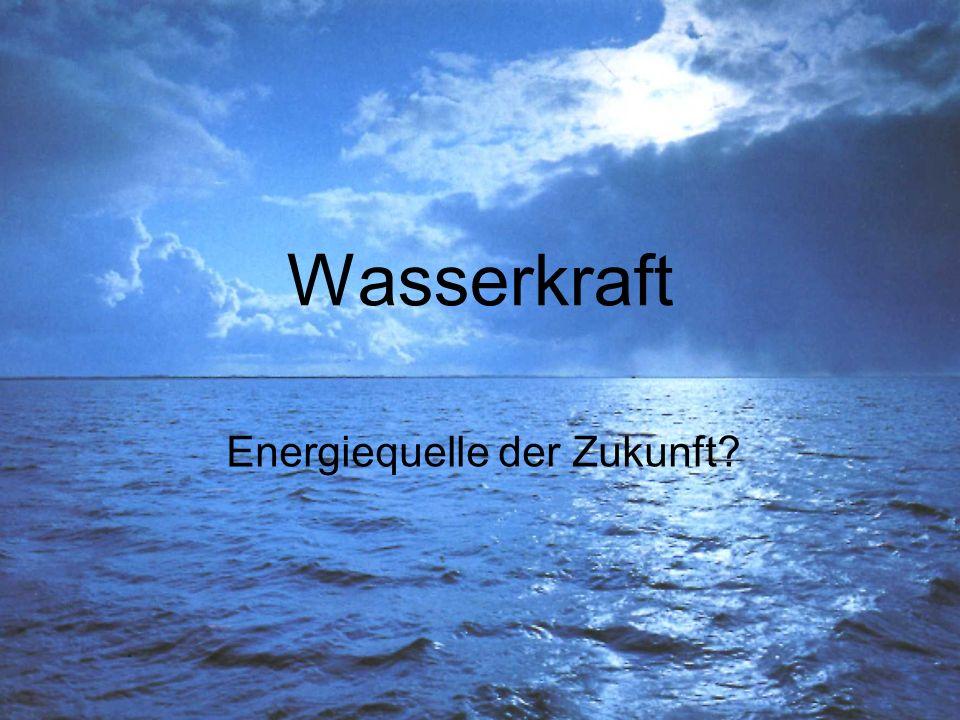 Energiequelle der Zukunft