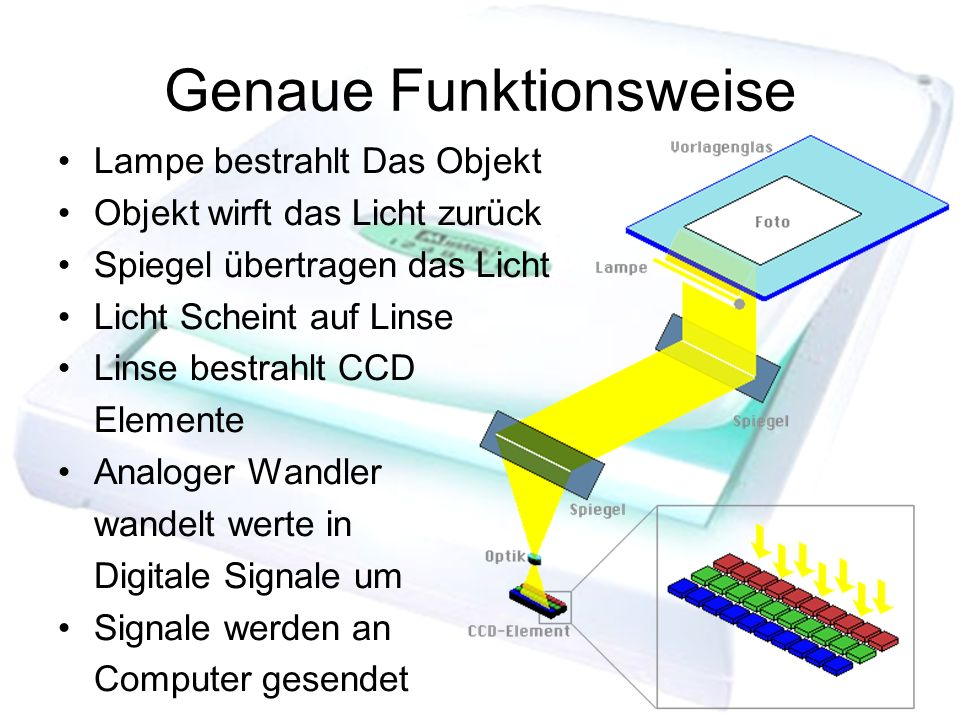 Genaue Funktionsweise
