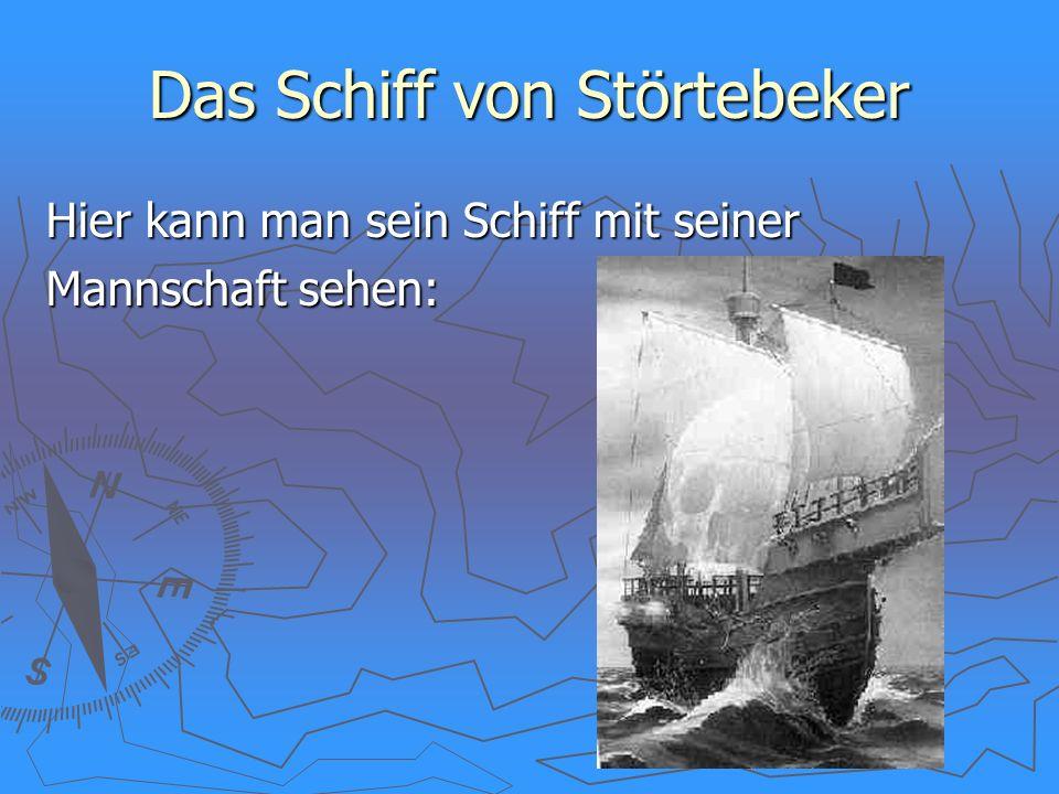 Das Schiff von Störtebeker