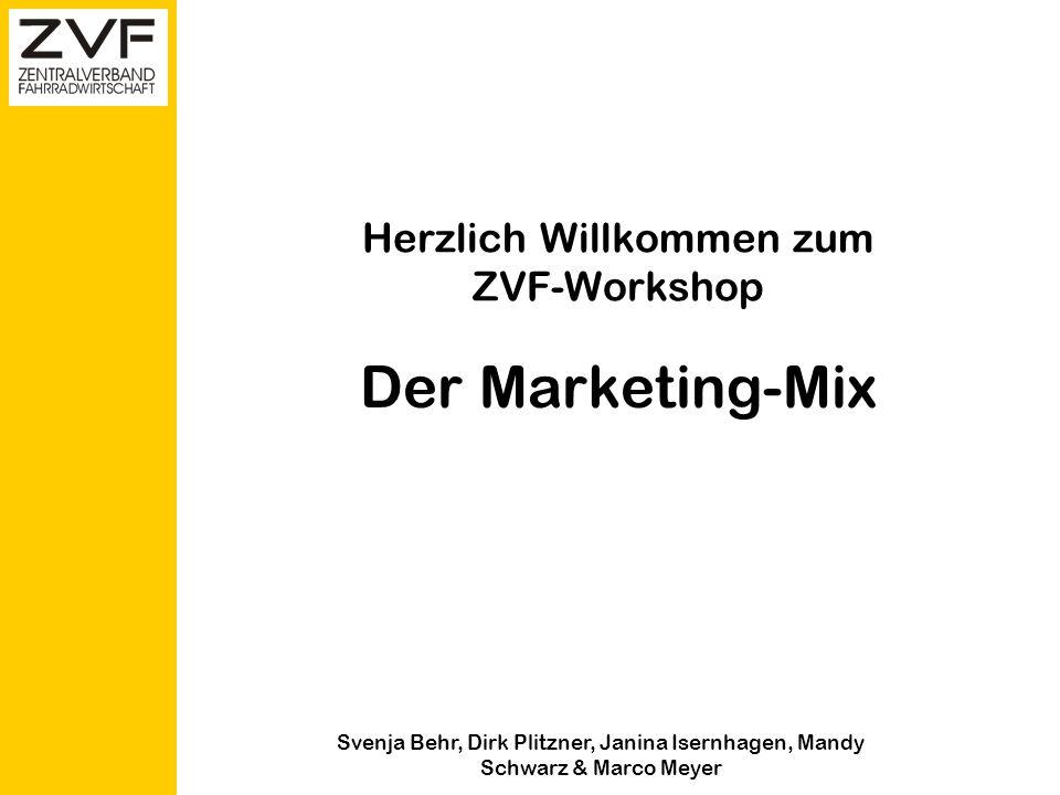 Herzlich Willkommen zum ZVF-Workshop