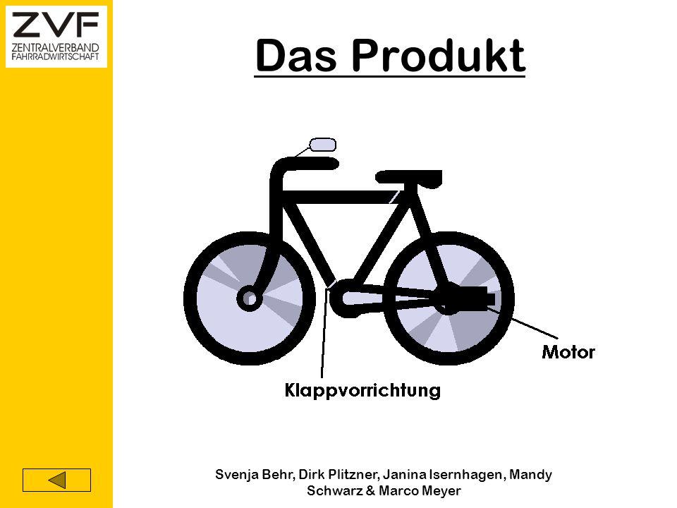 Das Produkt Svenja Behr, Dirk Plitzner, Janina Isernhagen, Mandy Schwarz & Marco Meyer