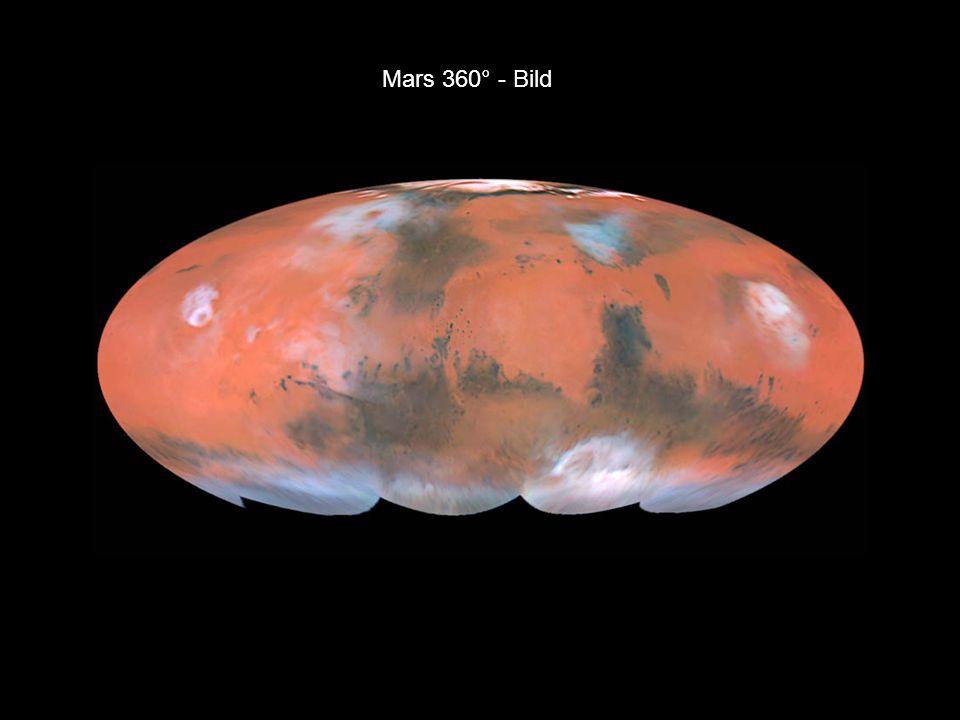Mars 360° - Bild