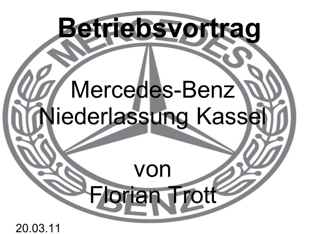 Mercedes-Benz Niederlassung Kassel von Florian Trott 20.03.11