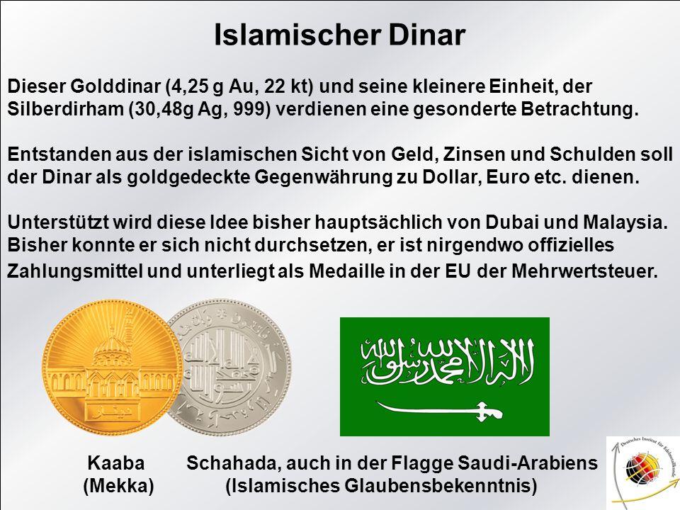 Islamischer Dinar