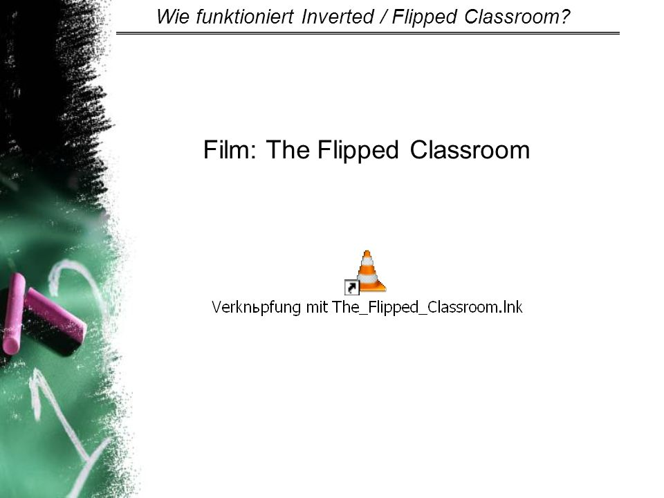 Film: The Flipped Classroom
