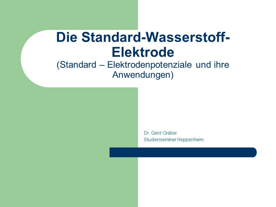 Dr. Gerd Gräber Studienseminar Heppenheim