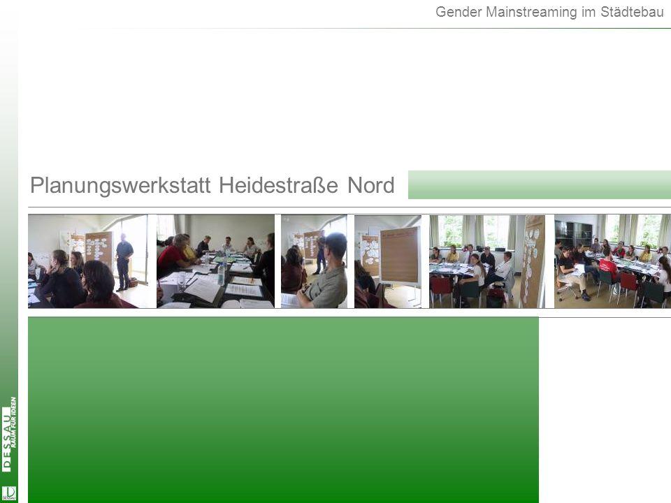 Planungswerkstatt Heide Nord