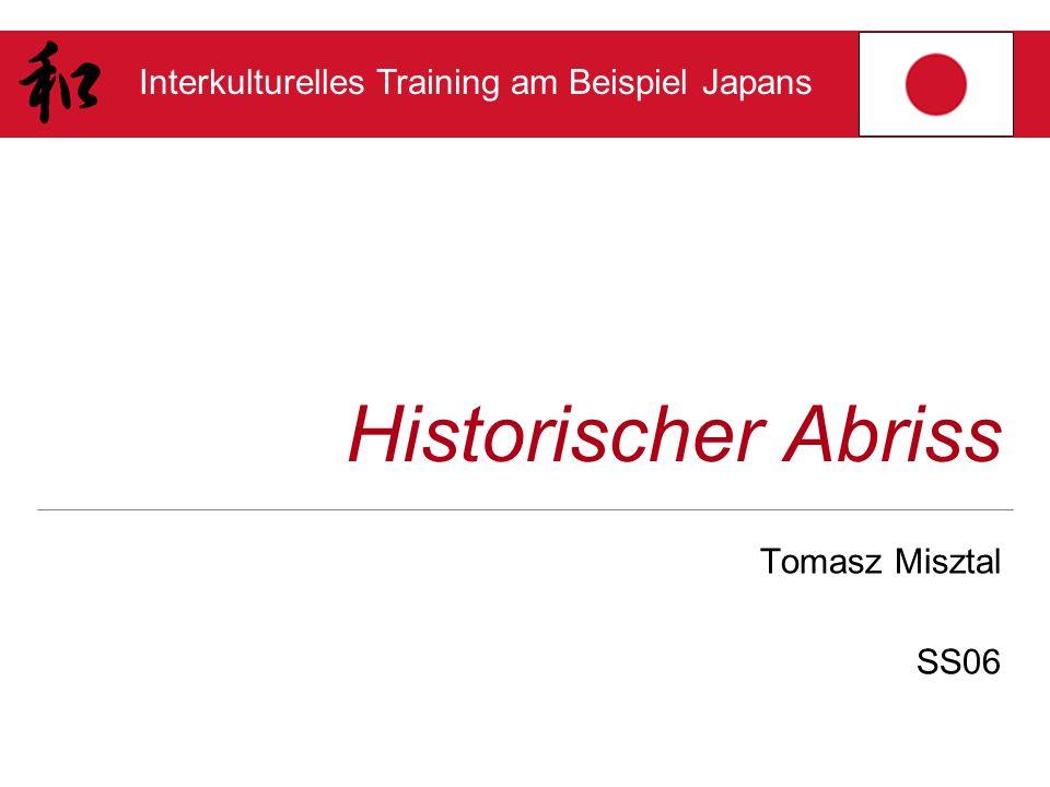 Historischer Abriss Tomasz Misztal SS06