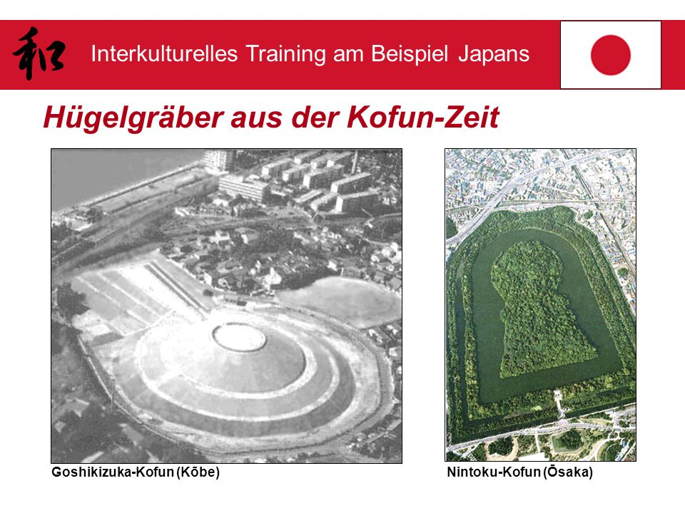Hügelgräber aus der Kofun-Zeit
