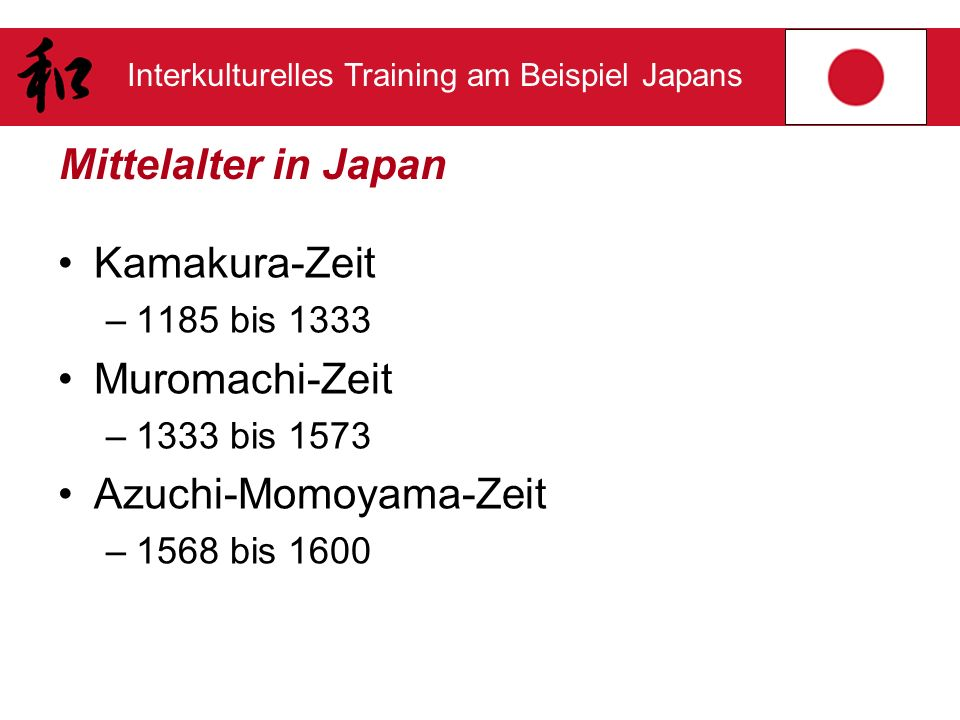 Azuchi-Momoyama-Zeit
