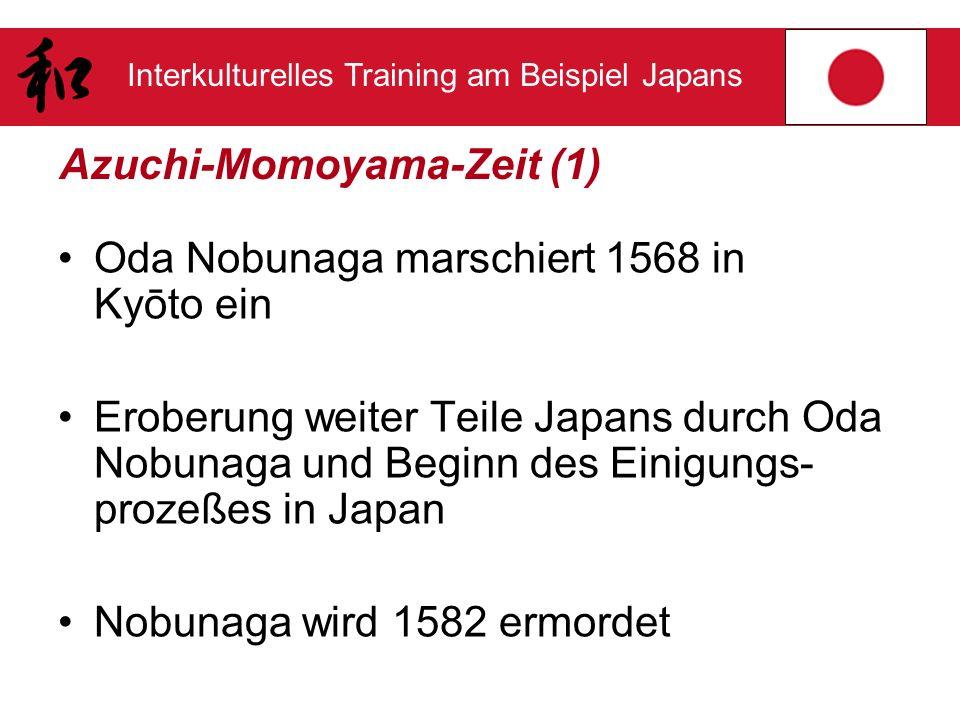 Azuchi-Momoyama-Zeit (1)