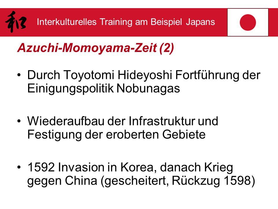 Azuchi-Momoyama-Zeit (2)