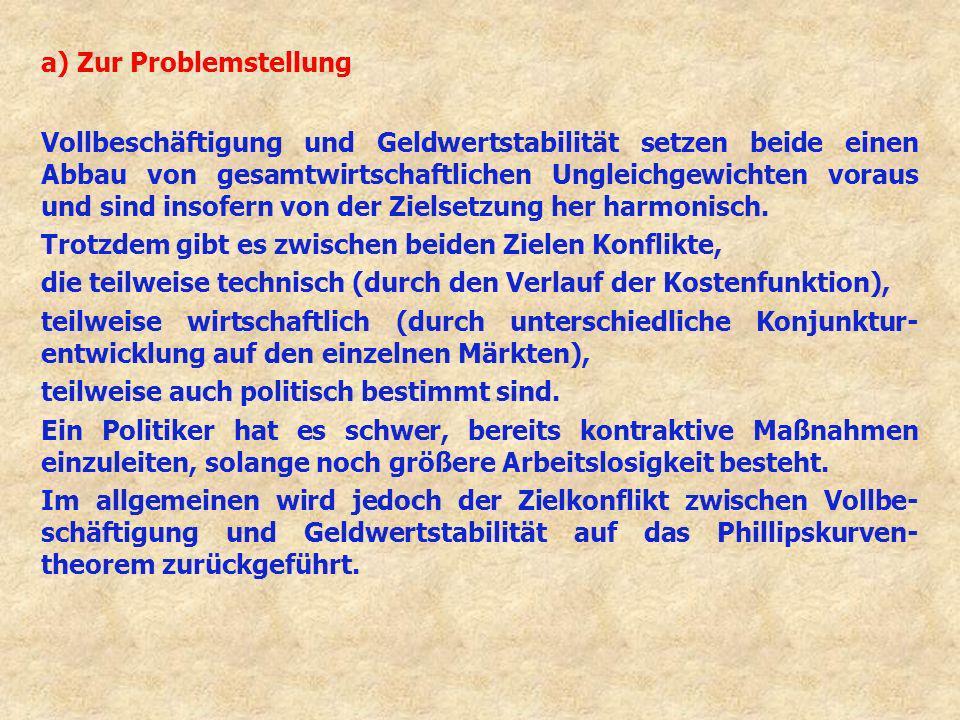 a) Zur Problemstellung