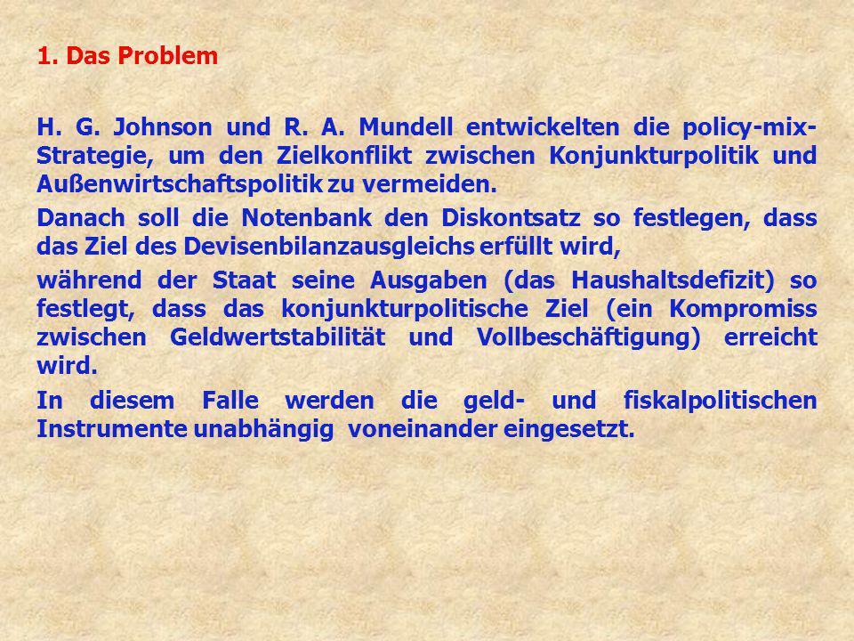 1. Das Problem