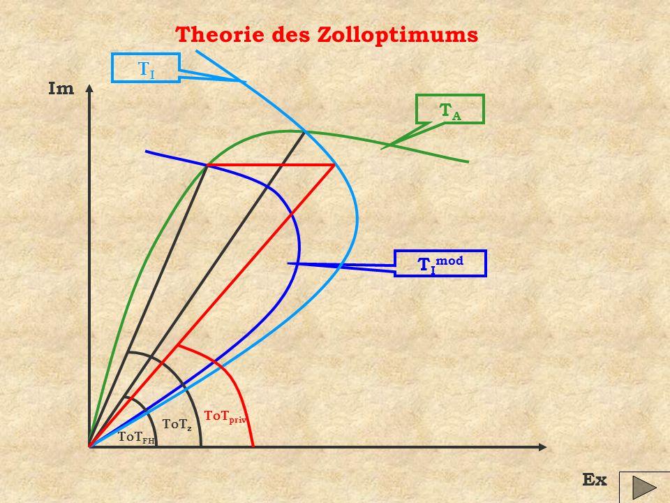 Theorie des Zolloptimums