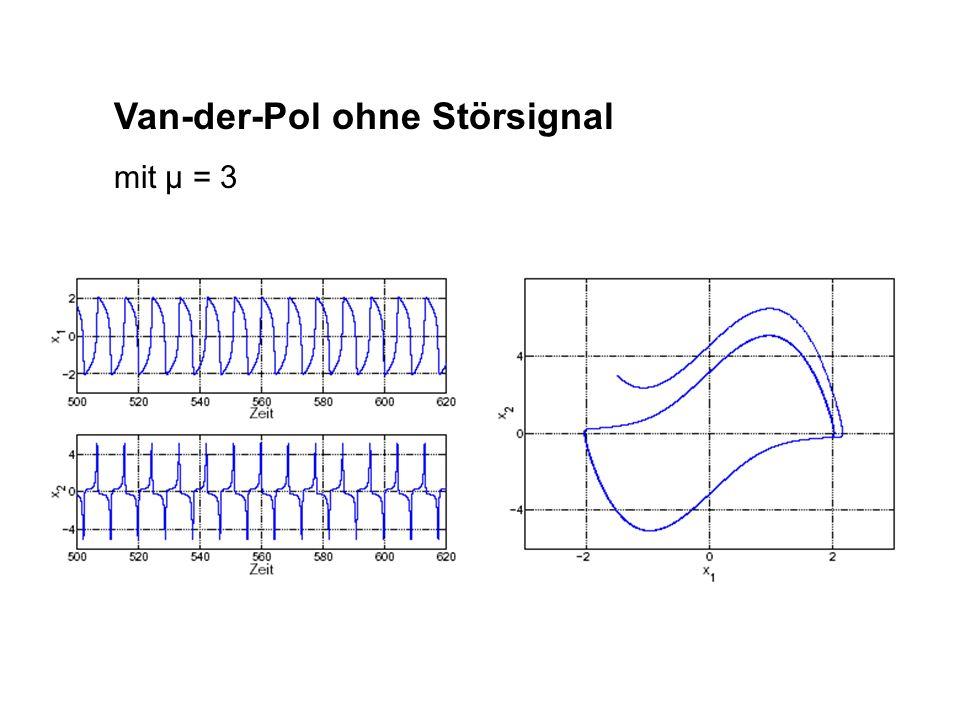 Van-der-Pol ohne Störsignal
