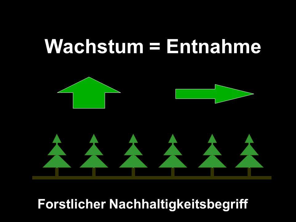 Forstlicher Nachhaltigkeitsbegriff