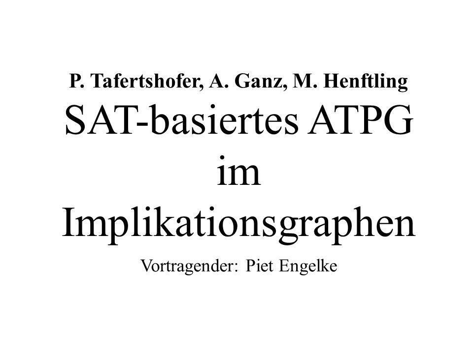 P. Tafertshofer, A. Ganz, M. Henftling