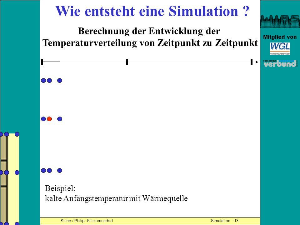 Wie entsteht eine Simulation