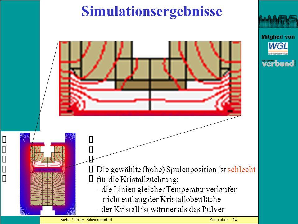 Simulationsergebnisse