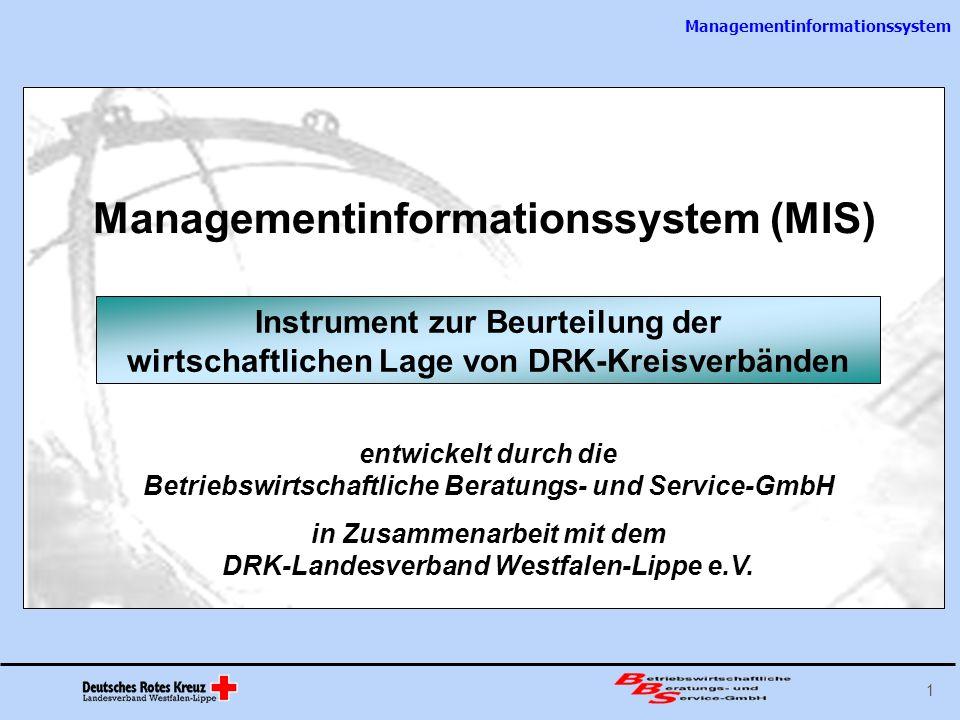 Managementinformationssystem (MIS)