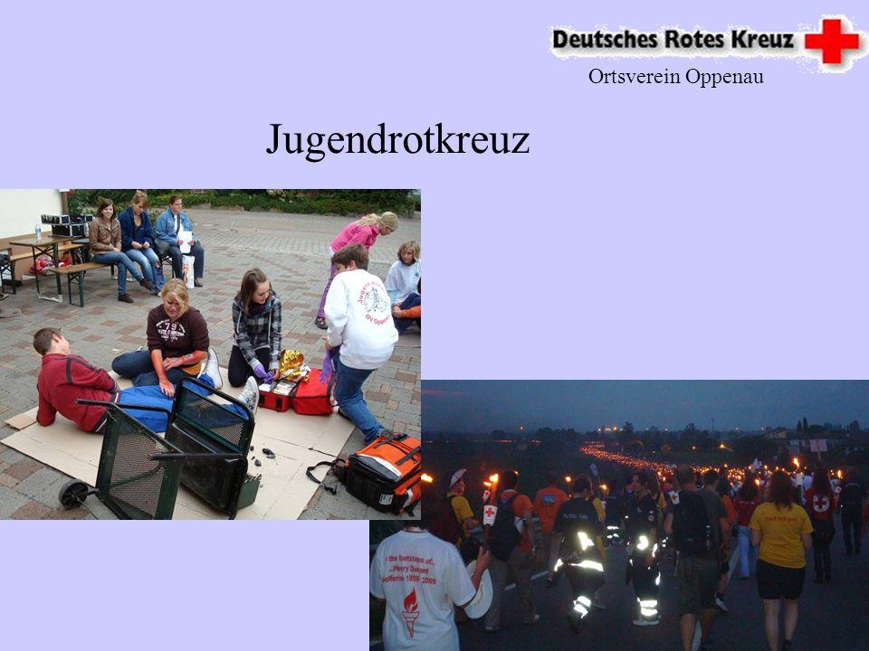 Ortsverein Oppenau Jugendrotkreuz