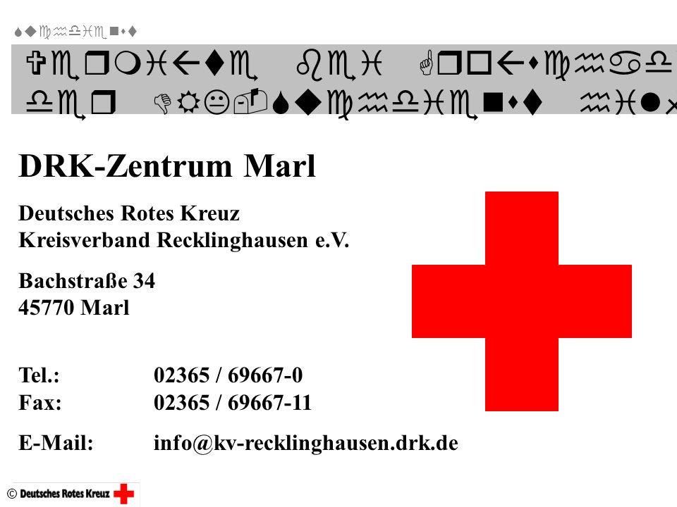 DRK-Zentrum Marl 