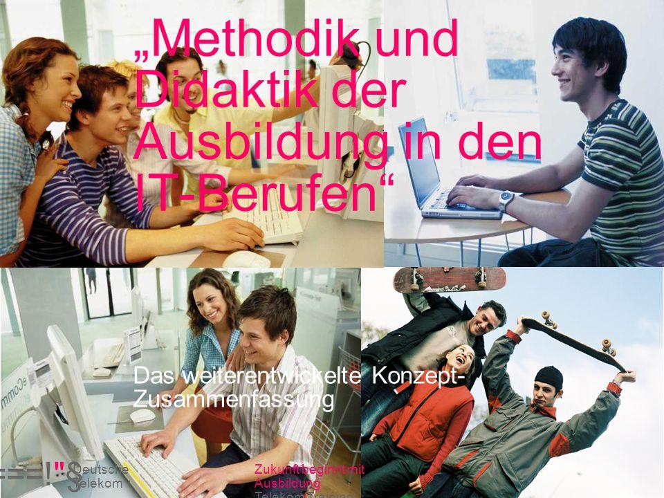 """""""Methodik und Didaktik der Ausbildung in den IT-Berufen"""