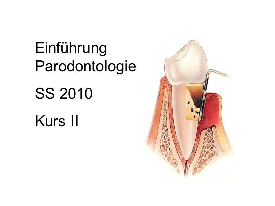 Einführung Parodontologie