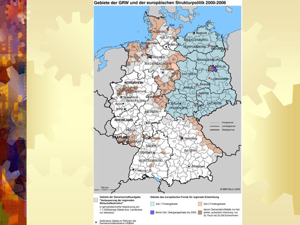 Raumordnung/Strukturpolitik