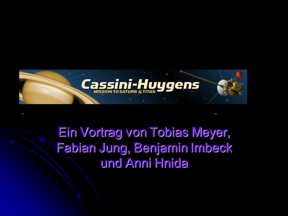 Cassini-Heygens