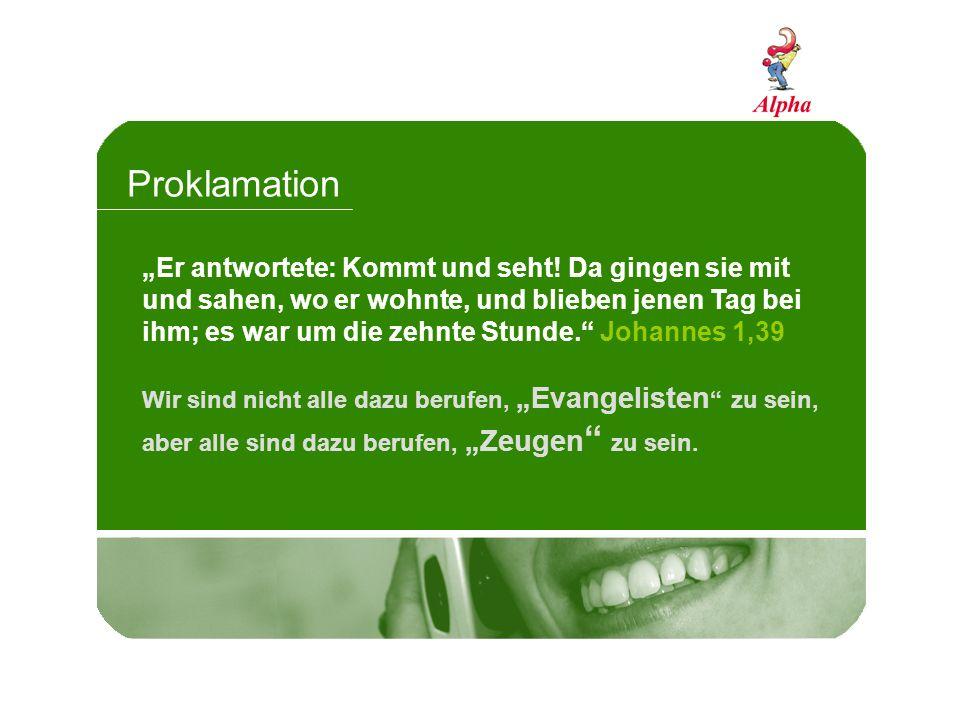 Proklamation