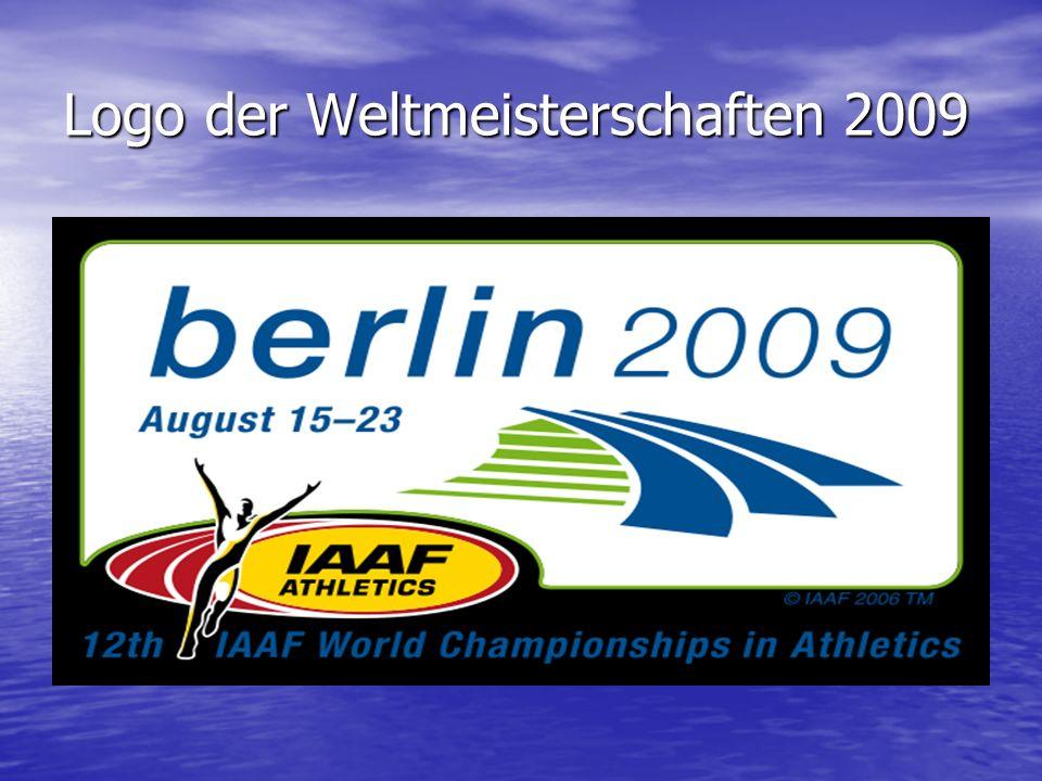 Logo der Weltmeisterschaften 2009